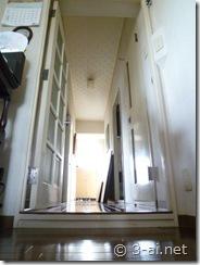 廊下の段差